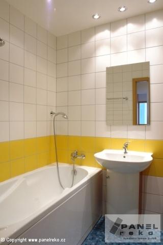 Instaletérství Vladimír Liebezeit - nová koupelna