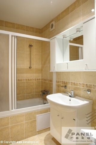 nová koupelna Instalatérství Liebezeit