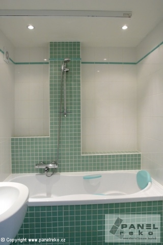 Instalatérství Liebezeit nová koupelna
