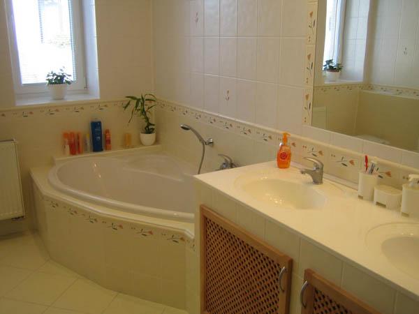 rekonstrukce koupelny firmy Liebezeit